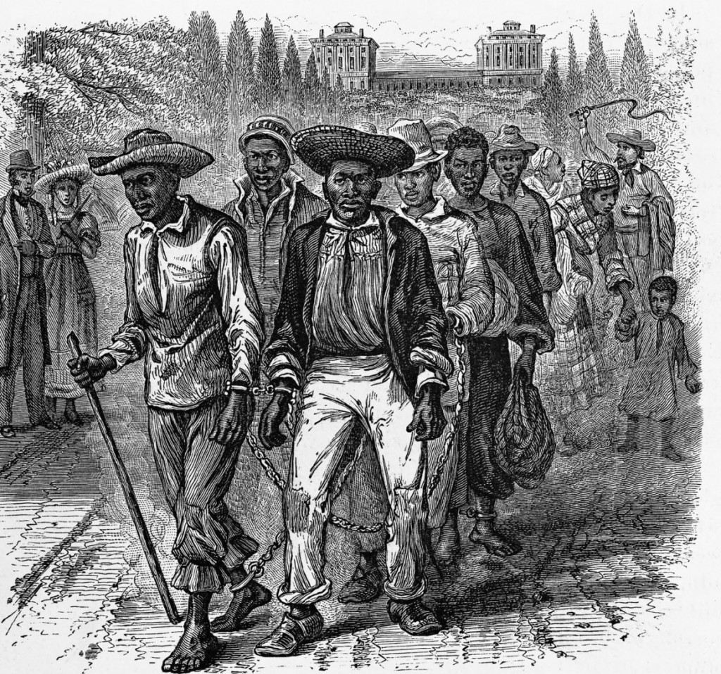 Free blacks were beginning to outnumber slaves in 1830s Washington, but the slave trade was still booming.