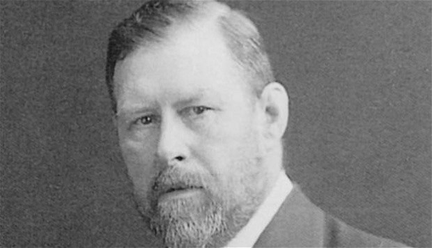 The man himself: Bram Stoker