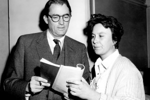 Gregory Peck and Harper Lee, 1962