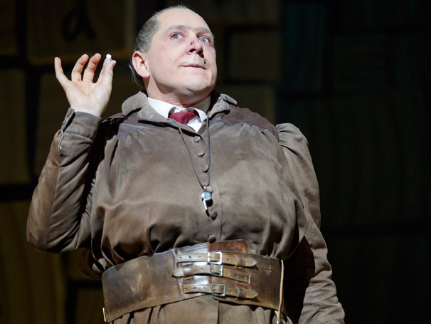"""...Roald Dahl creates such brilliant characters: He taps into something in the collective memory of people. God forbid everybody can remember someone as awful as Miss Trunchbull..."" (Bertie Carvel as Miss Trunchbull in Matilda the Musical)"