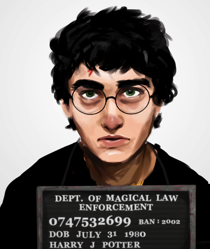 Harry Potter by J. K. Rowling - BANNED