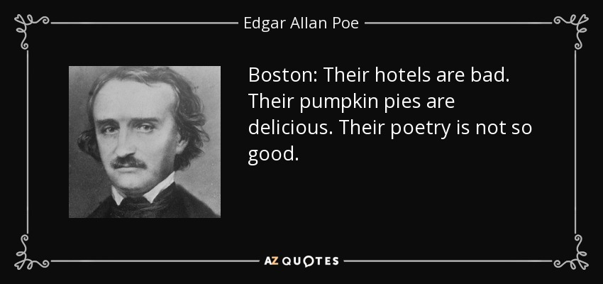 beauty in edgar allan poes poetry Edgar allan poe(19 january 1809 - 7 october 1849) edgar allen poe was an american author, poet, editor and literary critic, considered part of the american romantic movement.