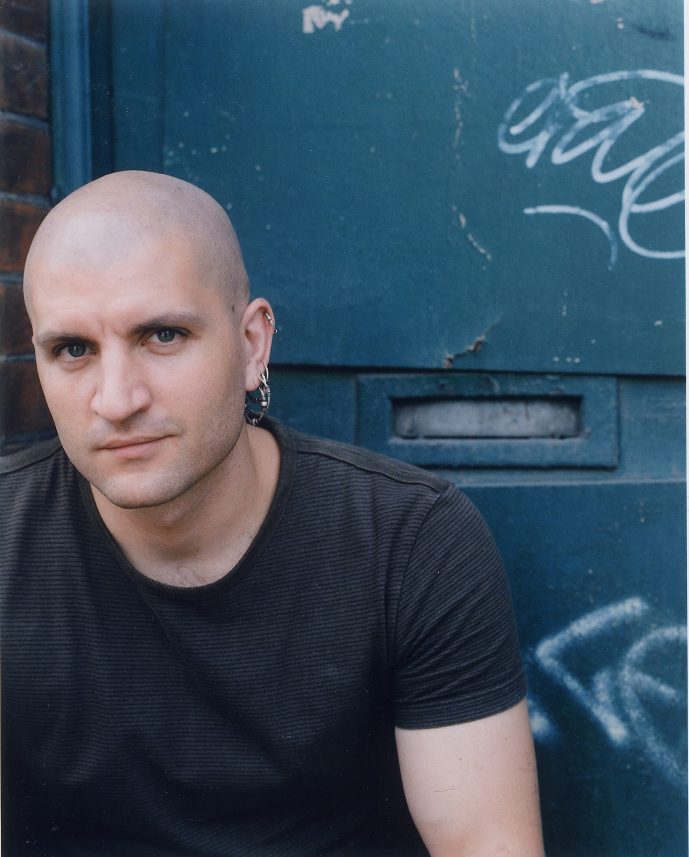 china-mieville-at-his-letter-box