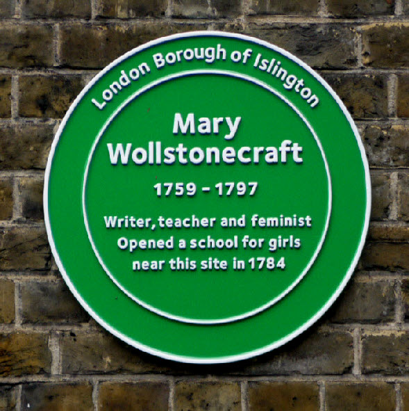 Image result for mary wollstonecraft school