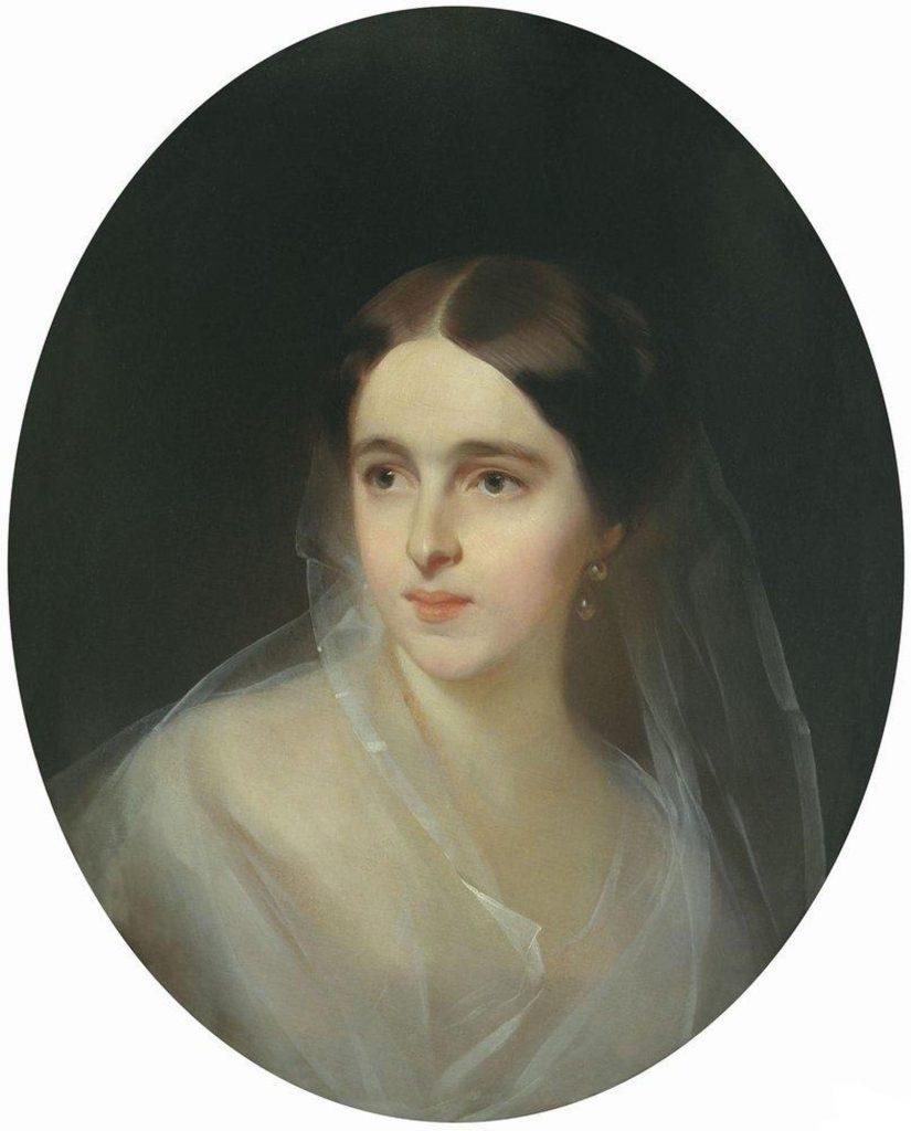 Natalya Pushkina, 1849