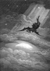 Paradise Lost, Gustave Dore